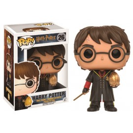 Movies 26 POP - Harry Potter - Harry with Triwizard Egg LTD