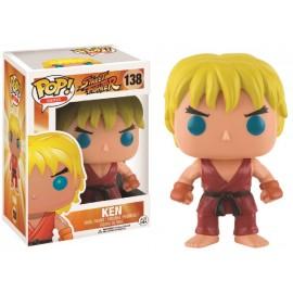 Games 138 POP - Street Fighter - Ken