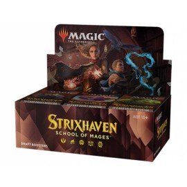MTG Strixhaven Draft Booster Display ENG (36)