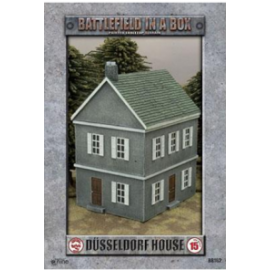 European House - Düsseldorf (x1) - WWII 15mm