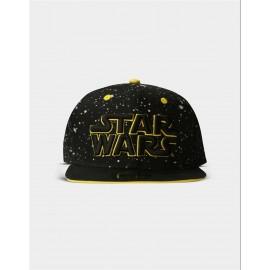 Star Wars - Galaxy - Snapback Cap