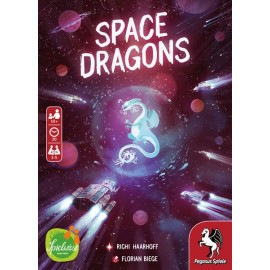 Space Dragons - Board game
