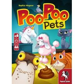 Poo Poo Pets (deutsch/englisch) - Board game