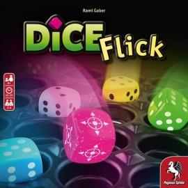 Dice Flick (deutsch/englisch) - Board game