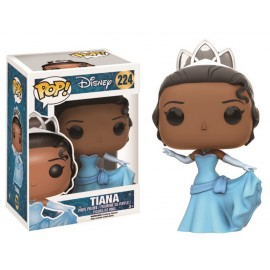 Disney 224 POP - Princess and the Frog - Tiana in Gown