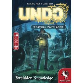 UNDO - Forbidden Knowledge