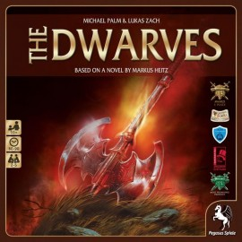 The Dwarves Base Game- Board game