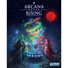 Arcana Rising board game