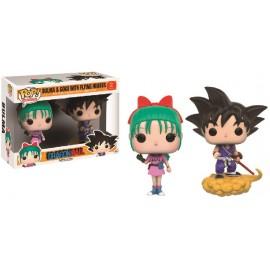 POP - Animation - Dragon Ball Z - Goku and Bulma 2-pack
