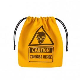 Zombie Yellow Dice Bag