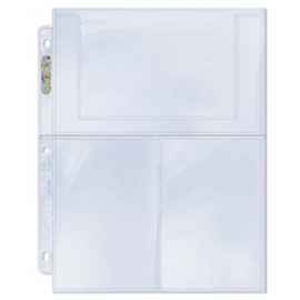3-Pocket Pages (100) 4x6