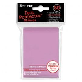 Standard Sleeves Pink Display (12x50)