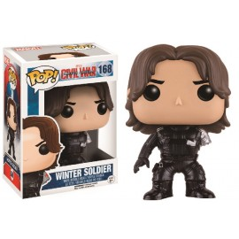 Marvel 168 POP - Civil War - Winter Soldier without Arm LTD