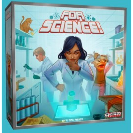 For Science! board game
