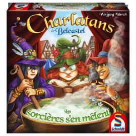 Les Charlatans de Belcastel - Les Sorcières s'en mêlent- jeux de plateau