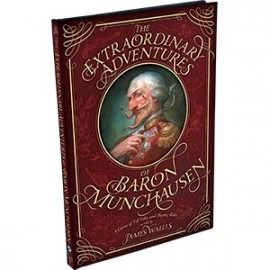 The Extraordinary Adventures of Baron Munchausen RPG
