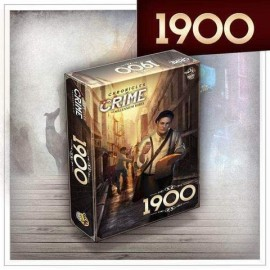 Chronicles of Crime: 1900 Launch Kit - board game