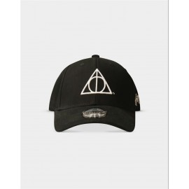 Harry Potter -Deadly Hallows Men's Adjustable Cap