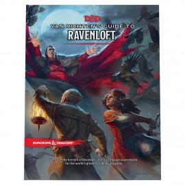 Dungeons & Dragons Next Van Richten's Guide to Ravenloft HC