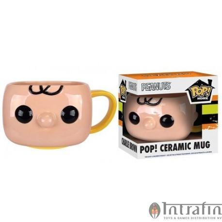 POP Home Ceramic Mug - Peanuts - Charlie Brown