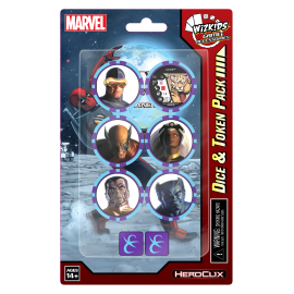 Marvel HeroClix: X-Men Rise and Fall Dice and Token Pack (24)
