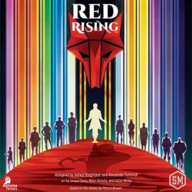 Red Rising - boardgame