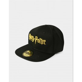 Harry Potter Logo Snapback Cap