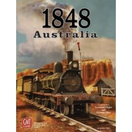 1848 Australia - boardgame
