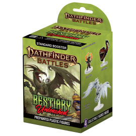 Pathfinder Battles: Bestiary Unleashed 8 ct. Brick (Set 20)