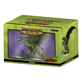 Pathfinder Battles: Bestiary Unleashed Treerazer Premium Set