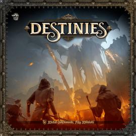 Destinies EN- board game