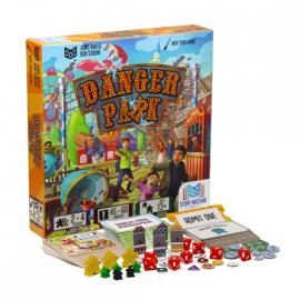 Danger Park- board game