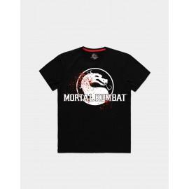 Mortal Kombat - Finish Him - Men's T-shirt - Large