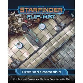 Starfinder Flip-Mat: Crashed Starship
