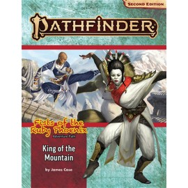 Pathfinder Adventure Path: King of the Mountain (Fists of the Ruby Phoenix 3 of 3) (P2)