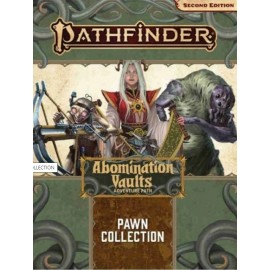Pathfinder Abomination Vaults Pawn Collection