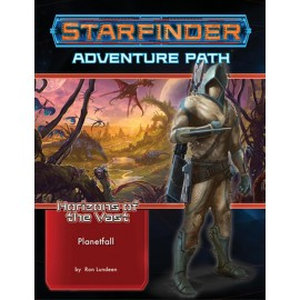 Starfinder Adventure Path: Planetfall (Horizons of the Vast 1 of 6)