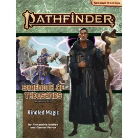 Pathfinder Adventure Path 169: Kindled Magic (Strength of Thousands 1 of 6)