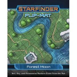 Starfinder Flip-Mat: Forest Moon
