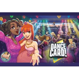 Dance Card! (Deluxe)- board game