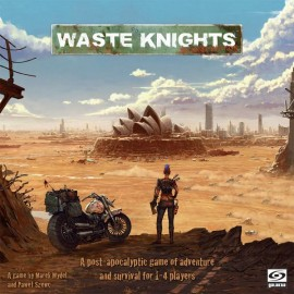 Waste Knights: Second Edition Board game