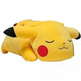 "Pokemon 18"" (45cm) Sleeping Pikachu Pluch"