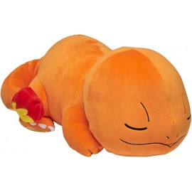 "Pokemon 18"" (45cm) Sleeping Charmander Pluch"