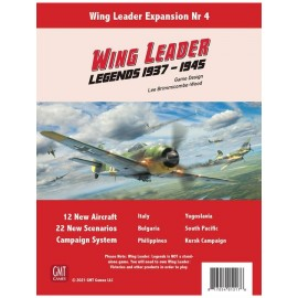 Legends 1937-1945 expansion for Wing leader