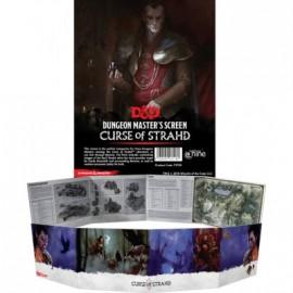 """""""Curse of Strahd"""" - DM Screen"""