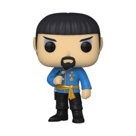 Television :1139 Star Trek - Spock (Mirror Mirror Outfit)