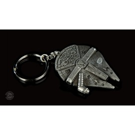 Star Wars - Keychain Millenium Falcon Replica