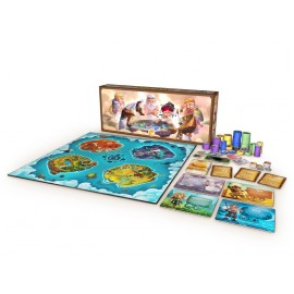 Flick of Faith- board game