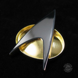 Star Trek - Next Generation - Magnetic Communicator Badge Replica