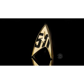 Star Trek - 50th Anniversary - Magnetic Badge
